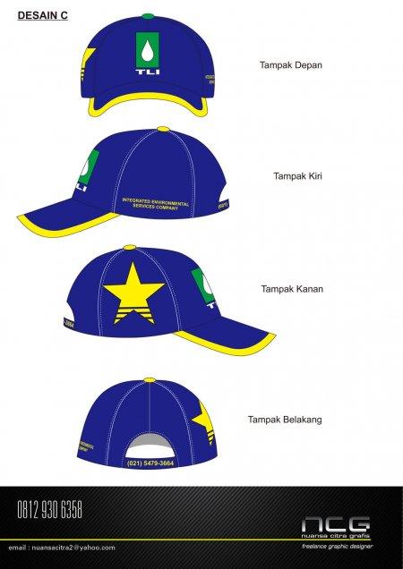 Gambar Design Topi » TOPI TLI - MEDAN • Pabrik Topi  84ba01a0cd